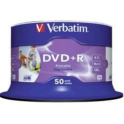 Verbatim VERBATIM DVD+R 4,7GB,16 x 50 komada SP PRINT 43512