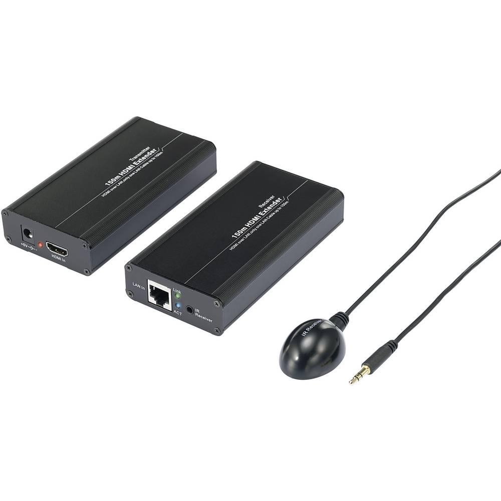 HDMI-podaljšek prek omrežja, 150 m