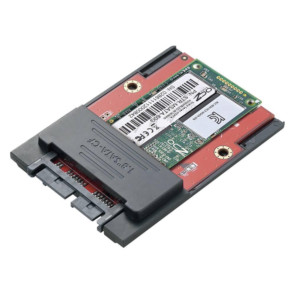 mSATA SSD na MicroSATA konvertor