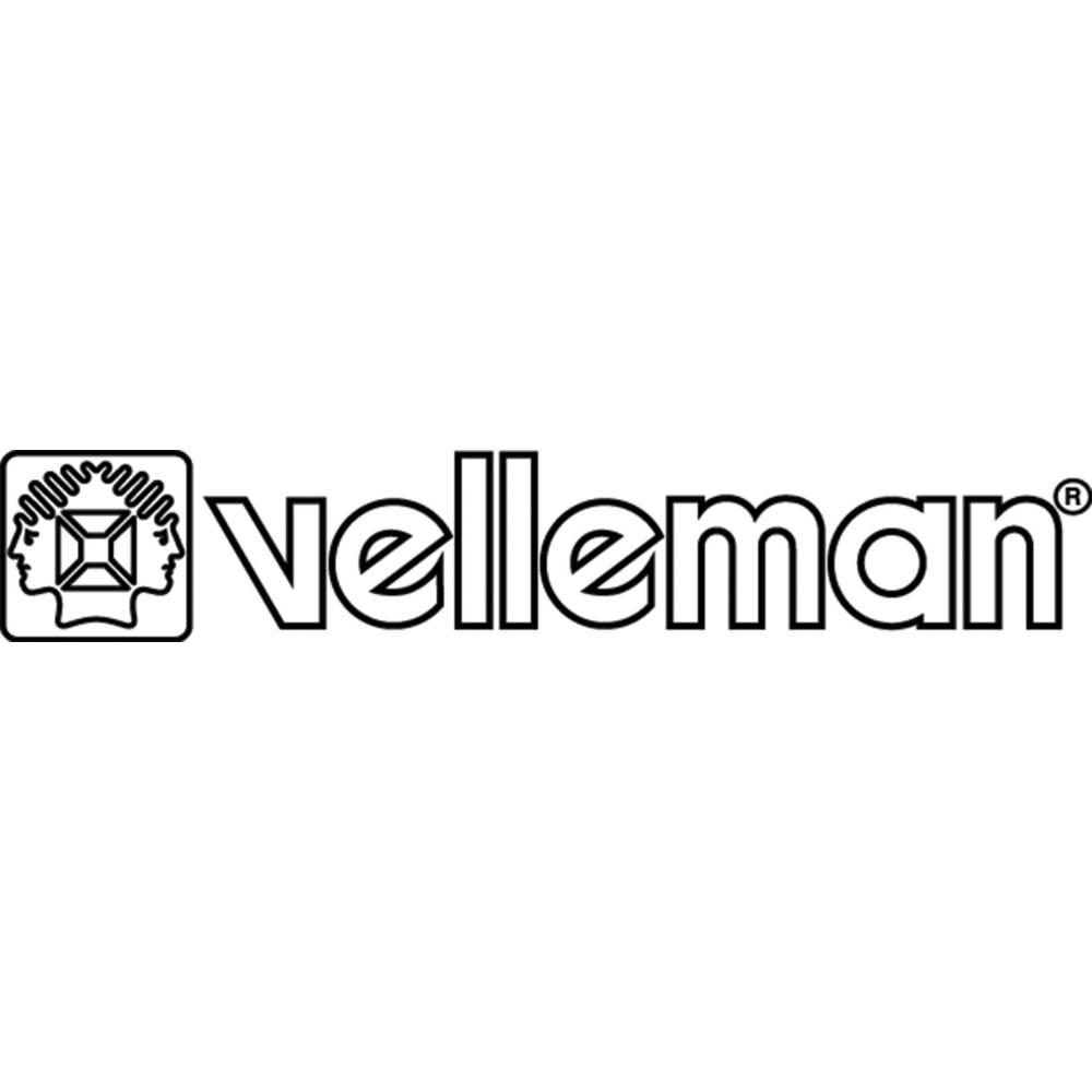 Velleman VTLAMP2WN Faktor povećanja: 5 dioptries Promjer povećala: 120 mm Radni radijus: 105 cm