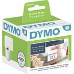 DYMO naljepnica u roli 99015 S0722440 70 x 54 mm papir bijela 320 St. trajno univerzalne naljepnice