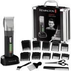 Remington HC5810 Genius aparat za šišanje, aparat za podrezivanje brade  crna, siva
