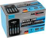 Ansmann Charger NiZn punjač okruglih stanica nikalj-cinkov micro (AAA), mignon (AA)
