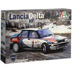 Italeri 510003658 Lancia HF Integrale model automobila za sastavljanje 1:24