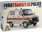 1:24 Ford Transit UK policija