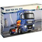 Italeri 510003916 MAN TGX XXL D38 E6 model kamiona za sastavljanje  1:24