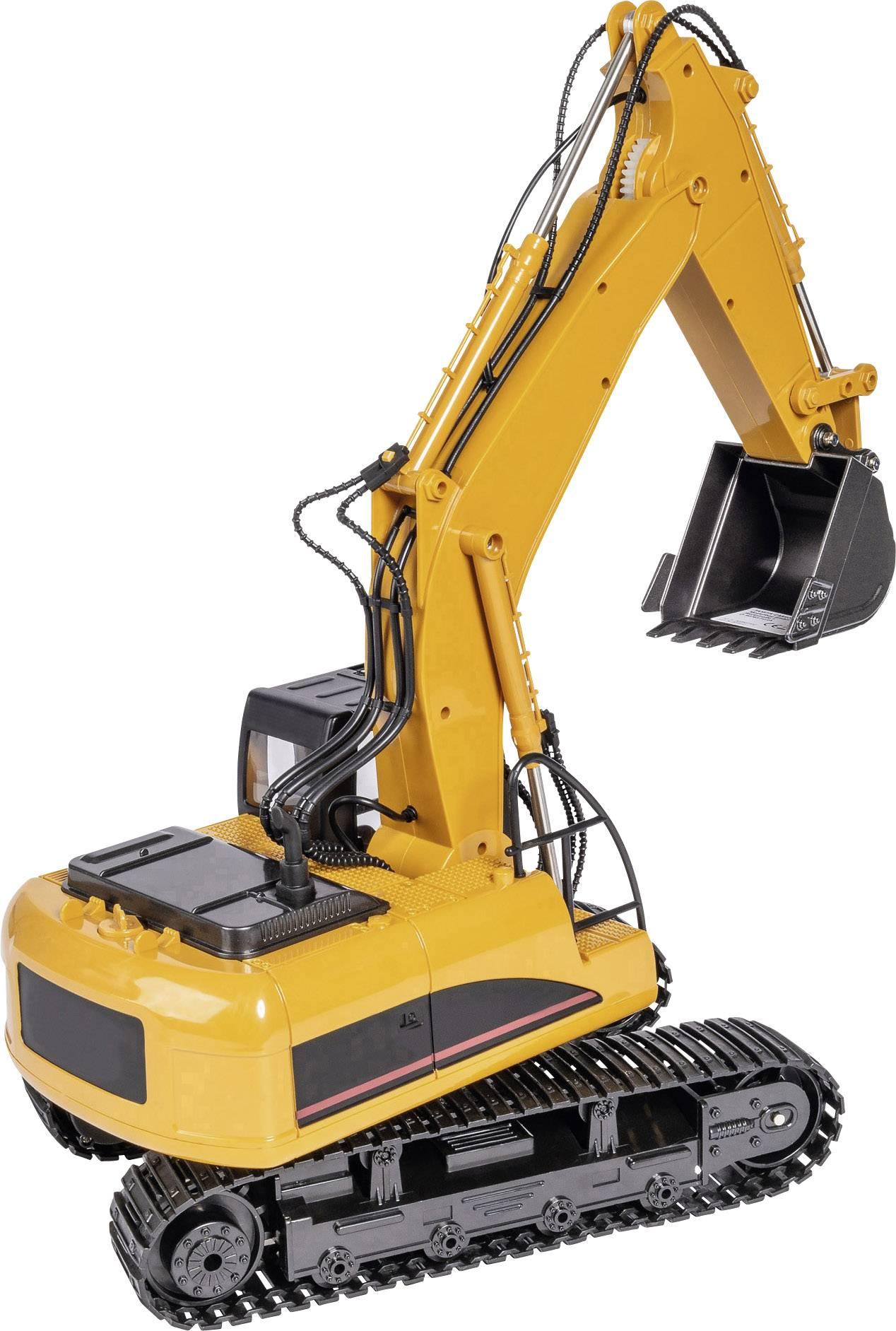 Carson Modellsport  1:16 rc funkcijski model građevinsko vozilo