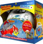X4 Tech Bobby Joey Benjamin Blümchen dječji CD cd, sd, USB uklj. funkcija karaoke , uklj. mikrofon plava boja, bijela