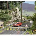 Busch 1110 h0  set za smirivanje prometa  komplet za sastavljanje