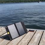 Power Traveller Kestrel 40 PTL-KSK040 solarni punjač Struja za punjenje (maks.) 2400 mA 12 W 10000 mAh