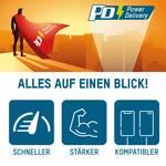 Ansmann 15Ah PD powerbank (rezervna baterija) lipo 15000 mAh 1700-0114