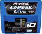 Traxxas EZ-Peak Live punjač baterija za modele 12 A litijev-polimerski, nikalj-metal-hidridni minus-delta-u isključivanje, prepoznavanje baterije, praćenje temperature