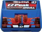 Traxxas EZ-Peak Plus Dual punjač baterija za modele 8 A litijev-polimerski, nikalj-metal-hidridni minus-delta-u isključivanje, prepoznavanje baterije, praćenje temperature