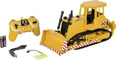 Carson Modellsport buldožer 1:20 rc funkcijski model građevinsko vozilo