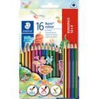 Staedtler olovka u boji Noris trokutasta  187 C12P1 razvrstano (izbor boje nije moguć) 1 St.