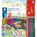 Staedtler olovka u boji Noris trokutasta  187 C18P1 razvrstano (izbor boje nije moguć) 1 St.
