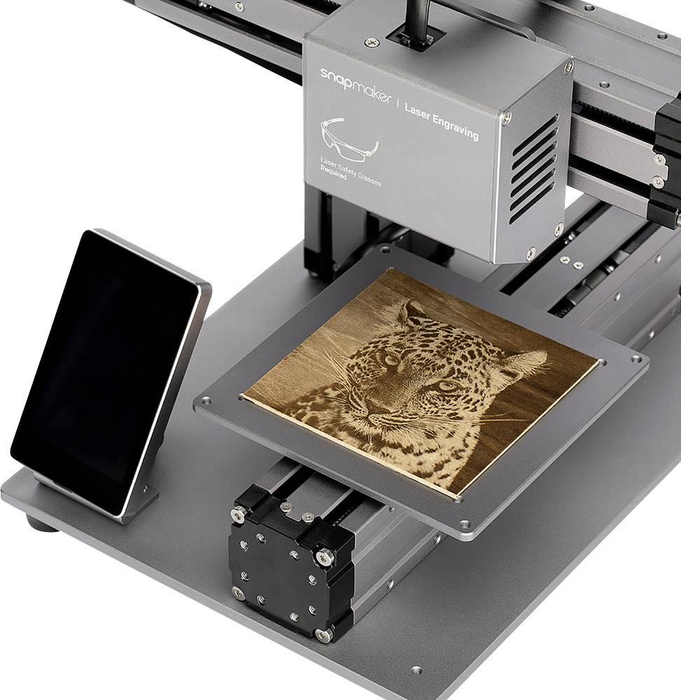 snapmaker 3in1 3D-Drucker, Laser & CNC Fräse multifunkcionalni pisač