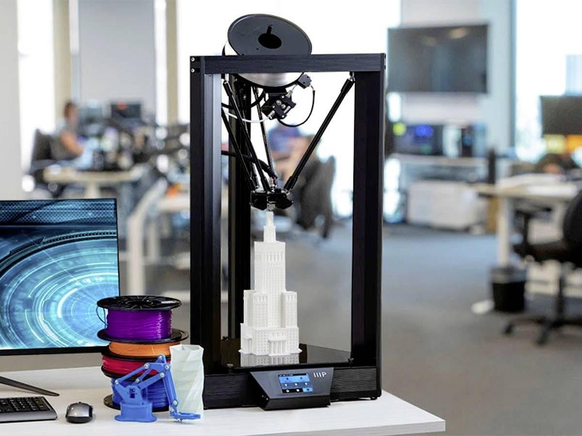 Monoprice MP Delta Pro 3D pisač