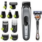 Braun MGK7221 aparat za šišanje, aparat za podrezivanje brade, brijač , aparat za odstranjivanje dlačica u nosu i ušima,