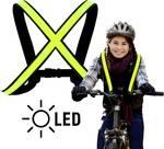Easypix LED prsluk StreetGlow