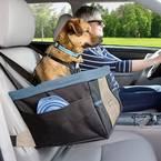 Kurgo Rover auto sjedalica za pse crna, plava boja  1 St.