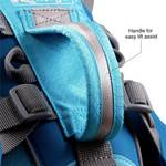 Kurgo Baxter 14 - 39 kg ruksak za pse čili crvena boja 1 St.