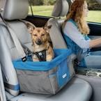Kurgo Skybox auto sjedalica za pse ugljen boja  1 St.
