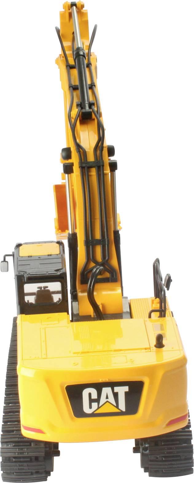 Diecast Masters 25001 Cat® Bagger  1:24 električni  rc funkcijski model