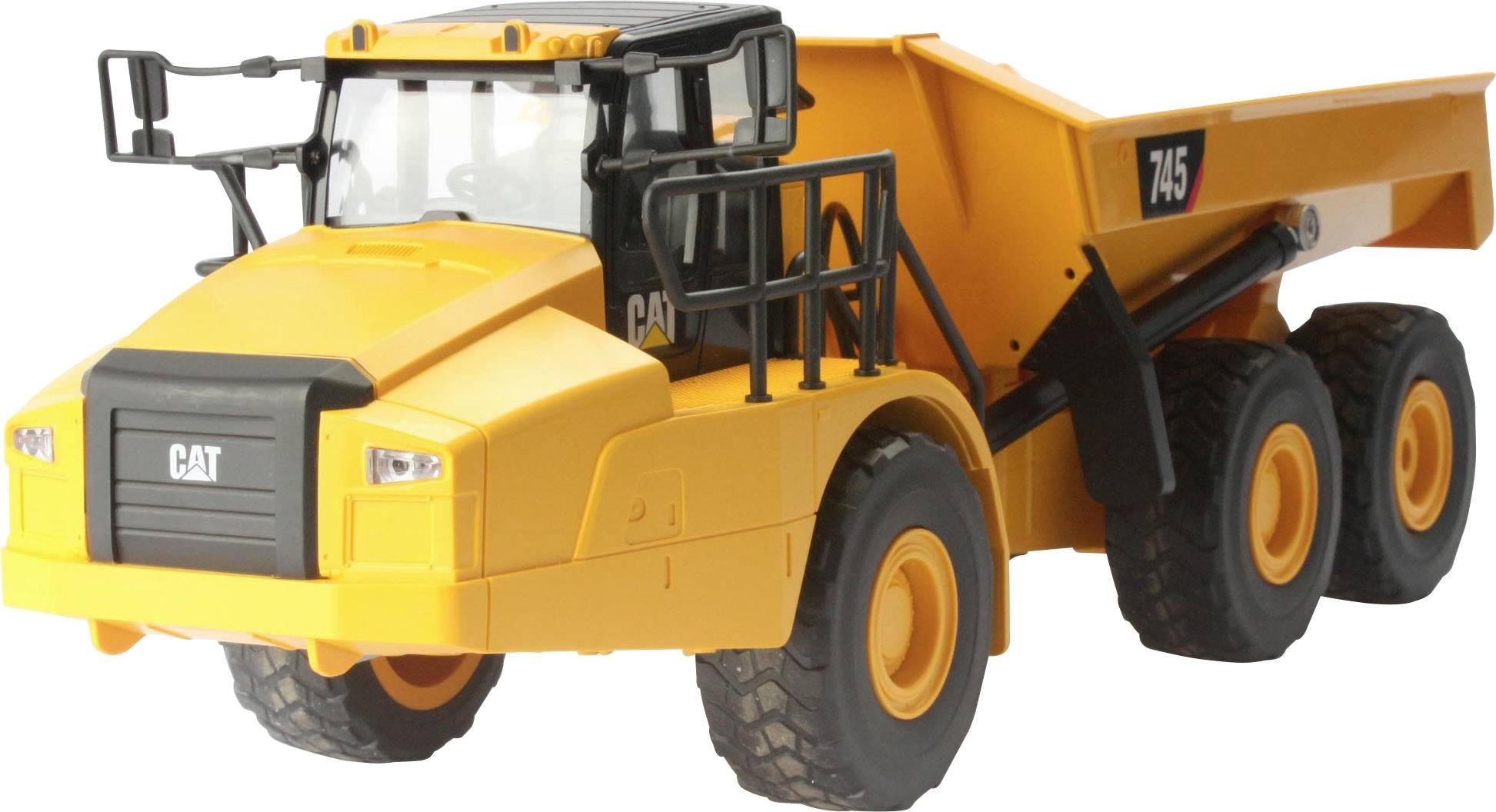 Diecast Masters 25004 Cat® Knickgelenk Dumper 1:24  rc funkcijski model