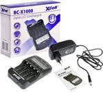 Brzi punjač BC-X1000 s LCD zaslonom