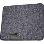 ProCar by Paroli grijaći tepih  (D x Š) 60 cm x 70 cm 230 V antracitna boja
