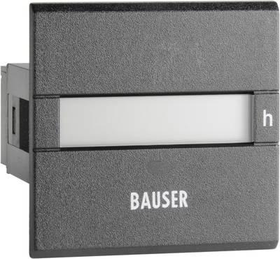 Bauser 3801/008.2.1.0.1.2-003  Digitalni brojač radnih sati