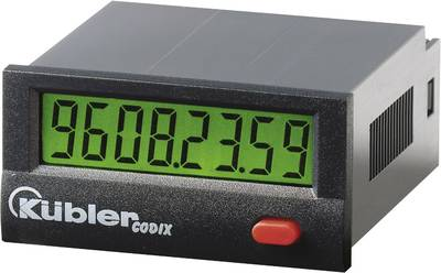 Kübler CODIX 135 HB  LCD mjerač sata Codix 134/135