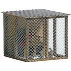 Busch  1582 H0 staja za male životinje komplet za sastavljanje