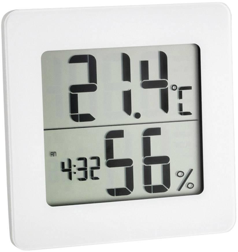 TFA Dostmann 30.5033.02 termo/higrometar bijela