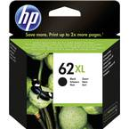 HP 62 XL patrona tinte original  crn C2P05AE patrona