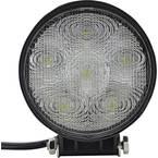 SecoRüt radno svjetlo 12 V, 24 V 18 Watt 95005 široko osvjetljenje - teren (Š x V x D) 110 x 116 x 41 mm 950 lm 6000 K
