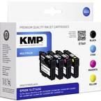 KMP tinta zamijena Epson T1621, T1622, T1623, T1624, 16 kompatibilan kombinirano pakiranje crn, cijan, purpurno crven, ž