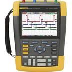 Fluke 190-104/UN ručni osciloskop (scope-meter)  100 MHz 4-kanalni 1.25 GSa/s 10 kpts 8 Bit ručni uređaj, digitalni osci