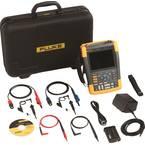Fluke 190-502/EU/S ručni osciloskop (scope-meter)  500 MHz 2-kanalni 2.5 GSa/s 10 kpts 8 Bit ručni uređaj, digitalni osc
