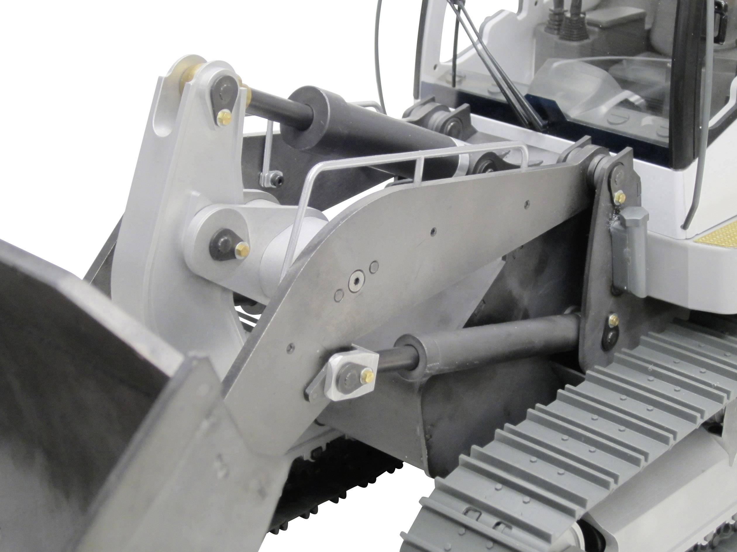 Carson Modellsport 500907111 Liebherr LR634 1:14  rc funkcijski model komplet za sastavljanje