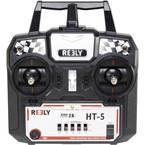 Reely HT-5  ručni daljinski upravljač 2,4 GHz Broj kanala: 5 uklj. prijemnik