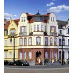 Kibri 39100 h0 Kutna kuća diplomatska vila u Bonnu