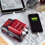 Einhell Power X-Change TE-CP 18 Li USB-Solo 4514120 adapter za punjenje