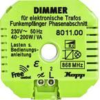 Kopp Free Control 1-kanalni aktuator za zatamnjivanje