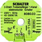 Kopp Free Control 1-kanalni prijamnik
