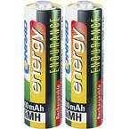 Conrad energy Endurance HR06 mignon (AA) akumulator NiMH 2600 mAh 1.2 V 2 St.