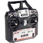 Reely HT-10  ručni daljinski upravljač 2,4 GHz Broj kanala: 10 uklj. prijemnik
