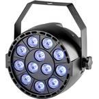 Renkforce LV-PT12 led par reflektor  Broj LED: 12 x 1.5 W crna