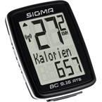 Sigma BC 9.16 ATS bežično računalo za bicikl kodirani prijenos sa senzorom kotača